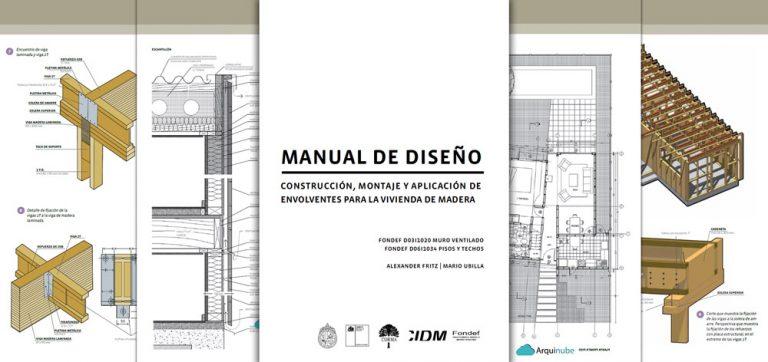 Manual de diseño para la construcción de viviendas de madera