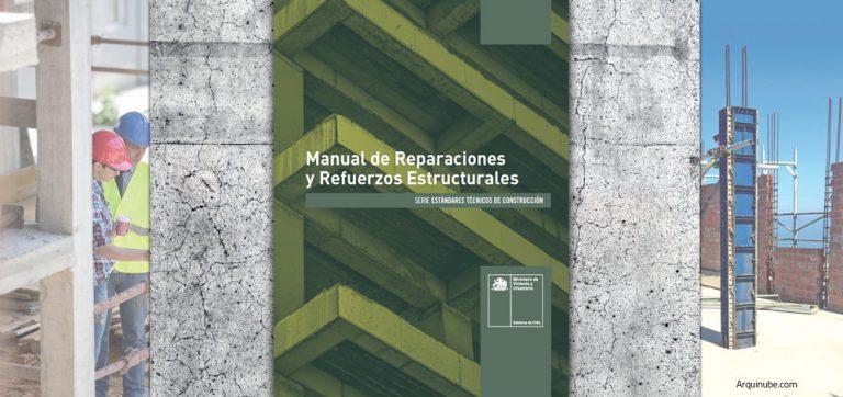 Manual de Reparaciones y Refuerzos Estructurales
