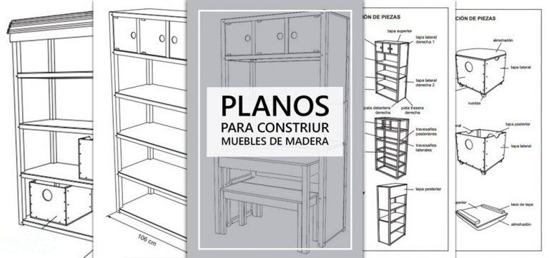 planos-de-muebles-de-madera
