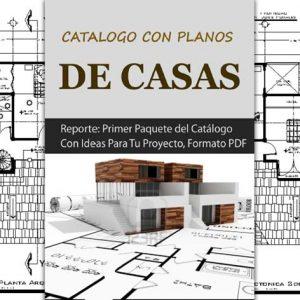 🏠 700 Planos de Casas en PDF