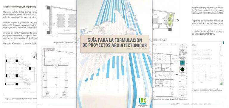 Guía para la Formulación Proyectos Arquitectónicos