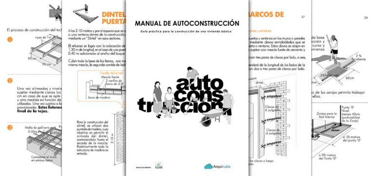 Manual de Autoconstrucción de Viviendas