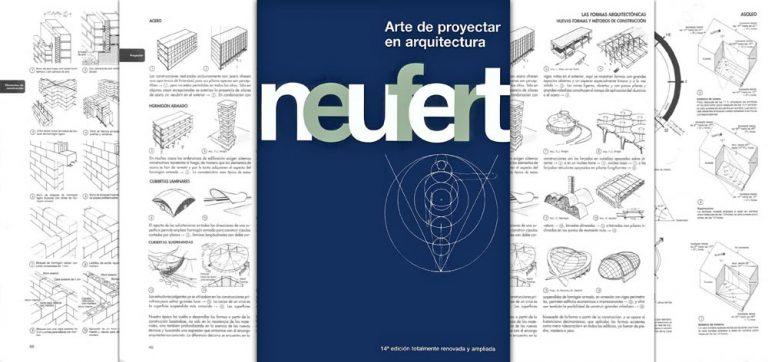 Neufert, El arte de proyectar