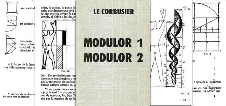 EL MODULOR 1 y 2, Le Corbusier
