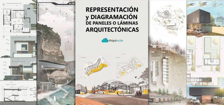 Representación-de-paneles-Arquitectonicos