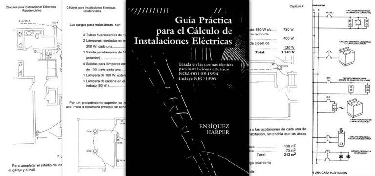 GUIA PRÁCTICA PARA EL CALCULO DE INSTALACIONES ELECTRICAS