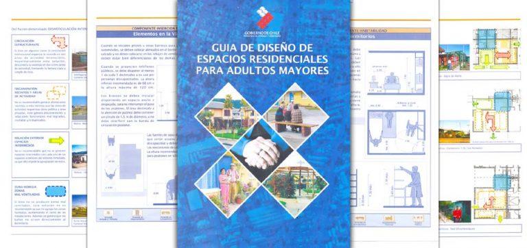 GUIA DE DISEÑO DE ESPACIOS RESIDENCIALES PARA ADULTOS MAYORES