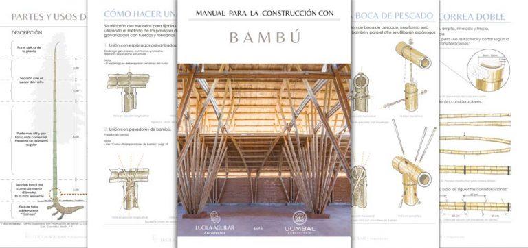 Manual para la Construcción con Bambú