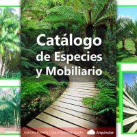 Catálogo de Especies y Mobiliario