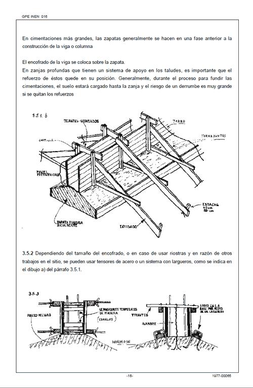 Diseño y Construcción de Encofrados