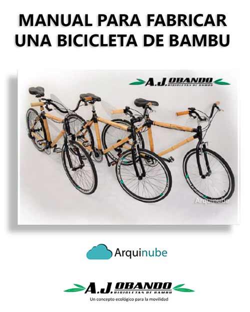 Manual para Fabricar una Bicicleta de Bambú