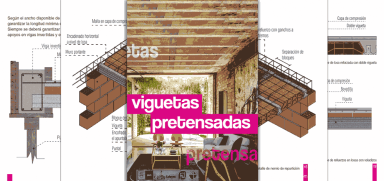 VIQUETAS PRETENSADAS