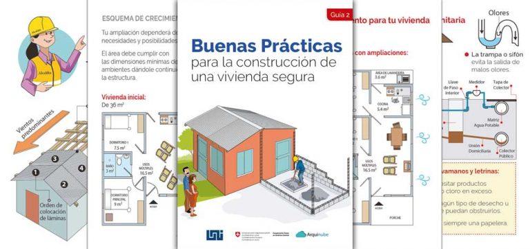 Buenas Prácticas para la construcción de una vivienda segura GUIA 2