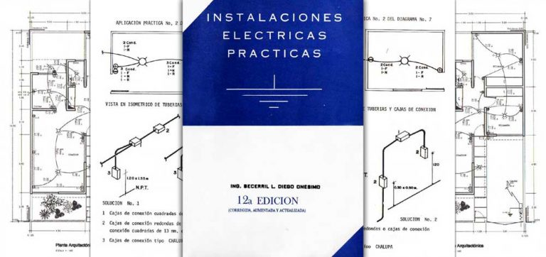 Instalaciones Electricas Practicas - Becerril [Arquinube]