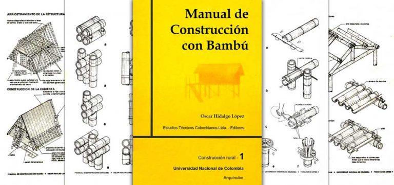 Manual de construcción con bambú