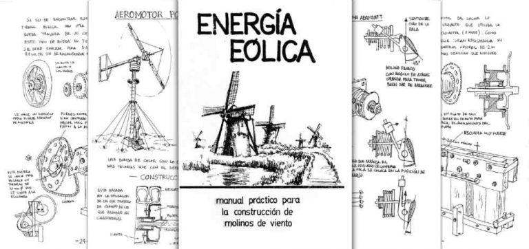 Manual para la construccion de molinos de viento [Arquinube]