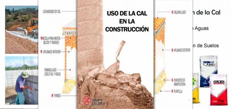 Uso de la Cal en la Construcción