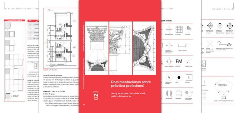 guia standares graficos arquitectonicos